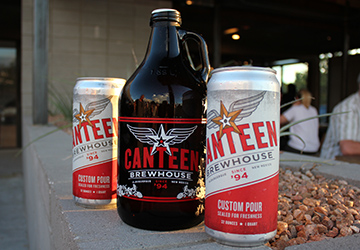 Crowlers and growler